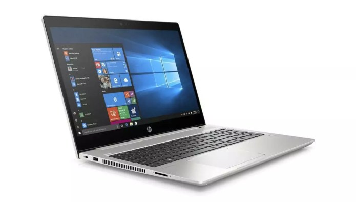 The  ProBook 450 G7 (3C056EA) – Core i5-10210U from HP : perfect for multimedia use