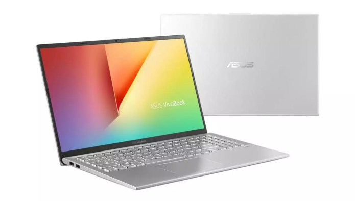 Analysis of the  VivoBook S512JA-EJ146T Argent – Core i3-1005G1 from Asus.