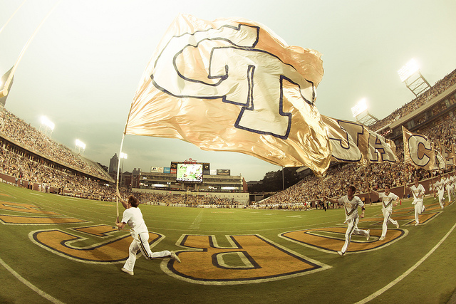 Georgia Tech Will Be Better in 2012