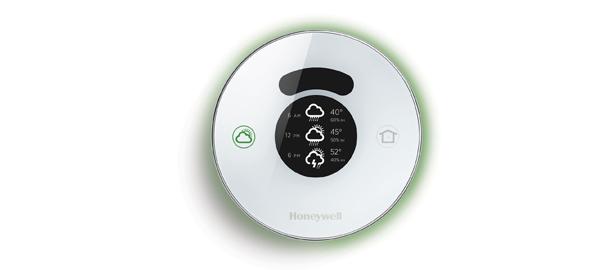 Lyric thermostat from Honeywell