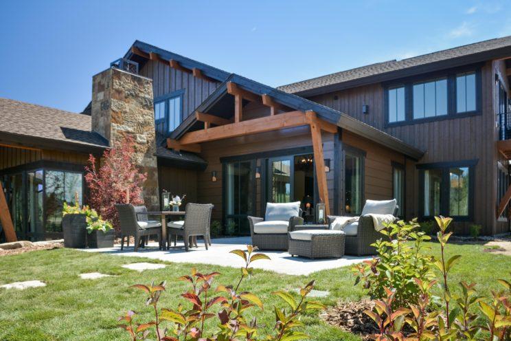 exterior The Shores Breckenridge Colorado mountain living Ski Resort