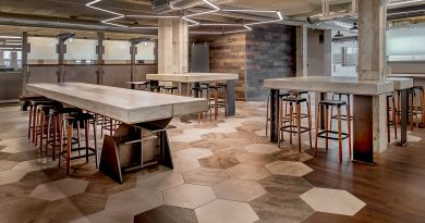 KAI Receives Two AIA St. Louis/AIA Central States Region Design Awards for Alberici Office Renovation, Grand Flats Luxury Apartments