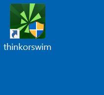 Starting ThinkorSwim