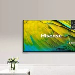 Hisense H43B7500UK 43-Inch 4K UHD HDR Smart TV with Freeview Play (2019) (