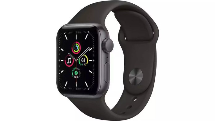 Analysis and handling of the Watch Se (GPS, 40 mm) from Apple.