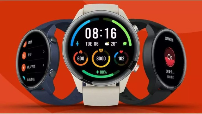 Analysis and handling of the Mi Watch Color Sports from Xiaomi.