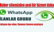 WhatsApp İlan Grubu