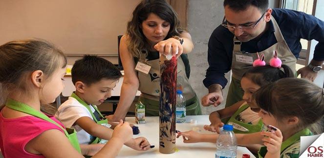 Çocuklar Optik Fiziği İle Tanıştı