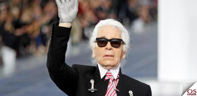 Efsane modacı Karl Lagerfeld hayata veda etti