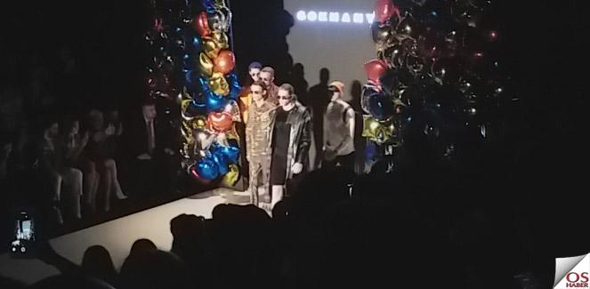 Defilenin sponsoru Cool Güneş gözlükleri oldu.