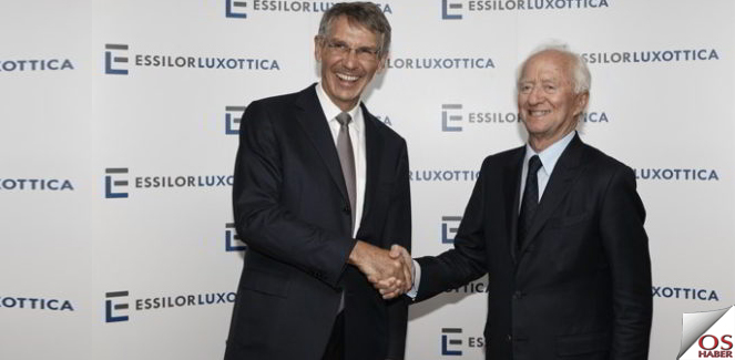 Essilor Luxottica borç ihraç ediyor