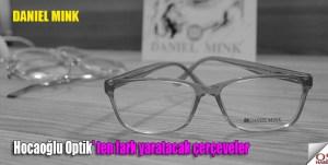 Renk değiştiren gözlük çerçeveleri