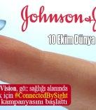 Johnson & Johnson, farkındalık kampanyası başlattı