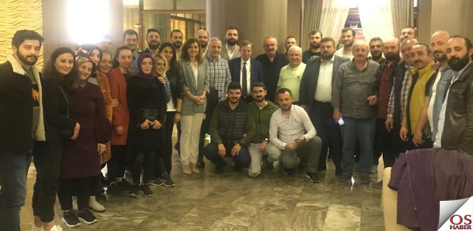 Samsun Odası Trabzon bilgilendirme toplantısı