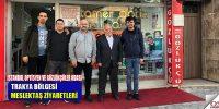 İstanbul Odası bilgilendirme toplantılarına hız verdi.