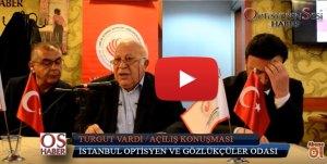Başkan Turgut Vardi' nin Maltepe Konuşması