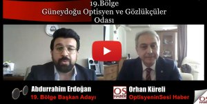 19.Bölge başkan adayı sn. Abdürrahim Erdoğan ile söyleşi