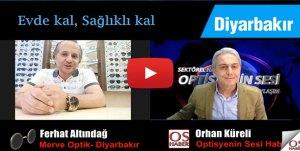 Bugünkü sohbetimiz Diyarbakır da!