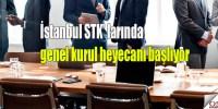 İstanbul STK' larında genel kurul heyecanı başlıyor