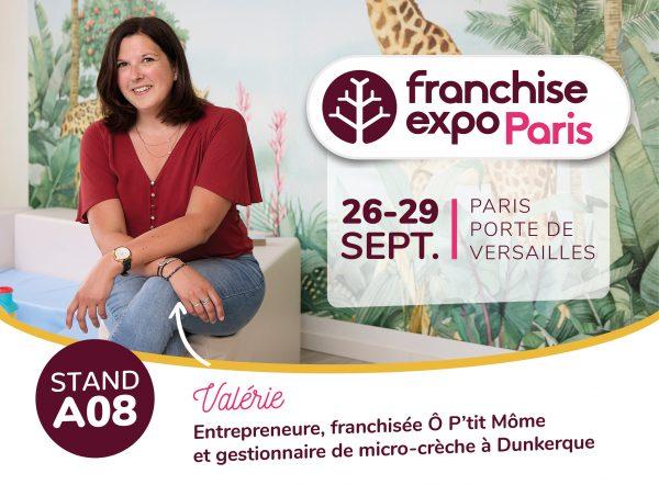 Franchise Expo Paris - Ô P'tit Môme