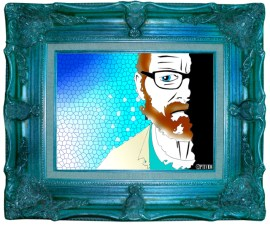 walter white by Optivion 'Breaking Bad'