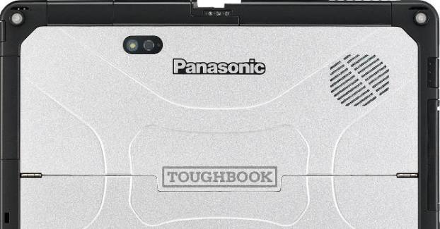 Panasonic Toughbook CF-33 - 2in1 tablet for special tasks (MWC 2017)