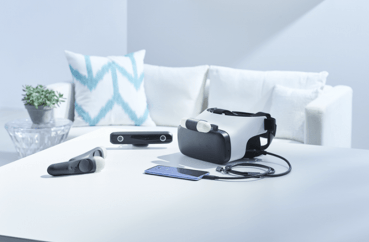 HTC unveils the HTC Link, a VR 6DOF headset with VR <a  href=