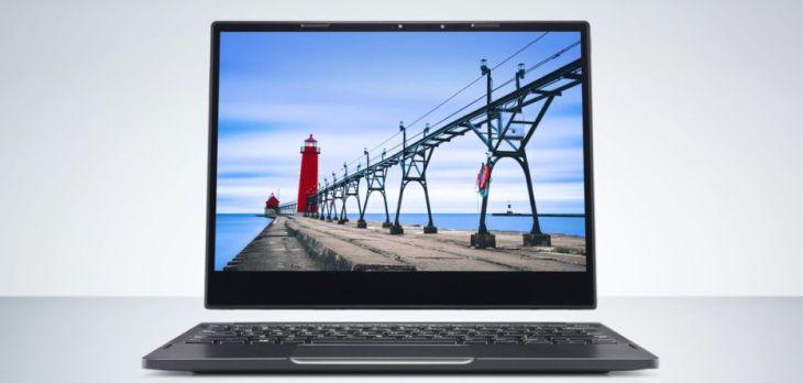 Dell Latitude 7285 Wireless Charging Support Via Keyboard Dock WiGig