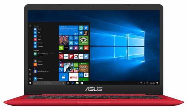 Asus equips inexpensive and light 14-inch laptop VivoBook 14 GPU Nvidia GeForce MX150
