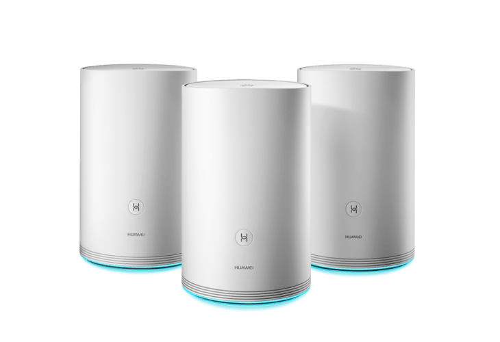 Huawei announces WiFi Q2, a mesh system to have WiFi coverage in all rooms of your home