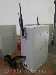 Wireless ANDON modules