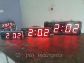 "5"" Precision digital clock"
