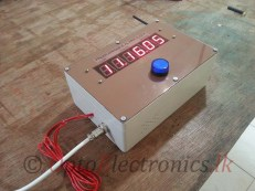 WIRELESS REAL TIME TIMER