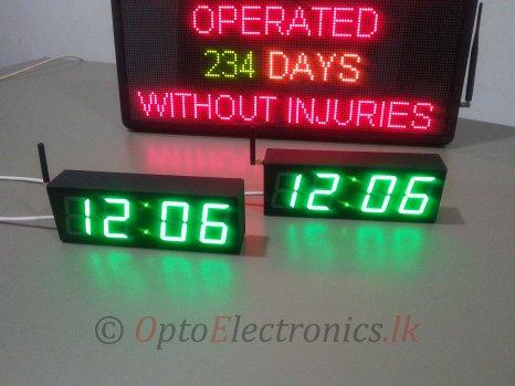 """Digital Clock - 2"""""""