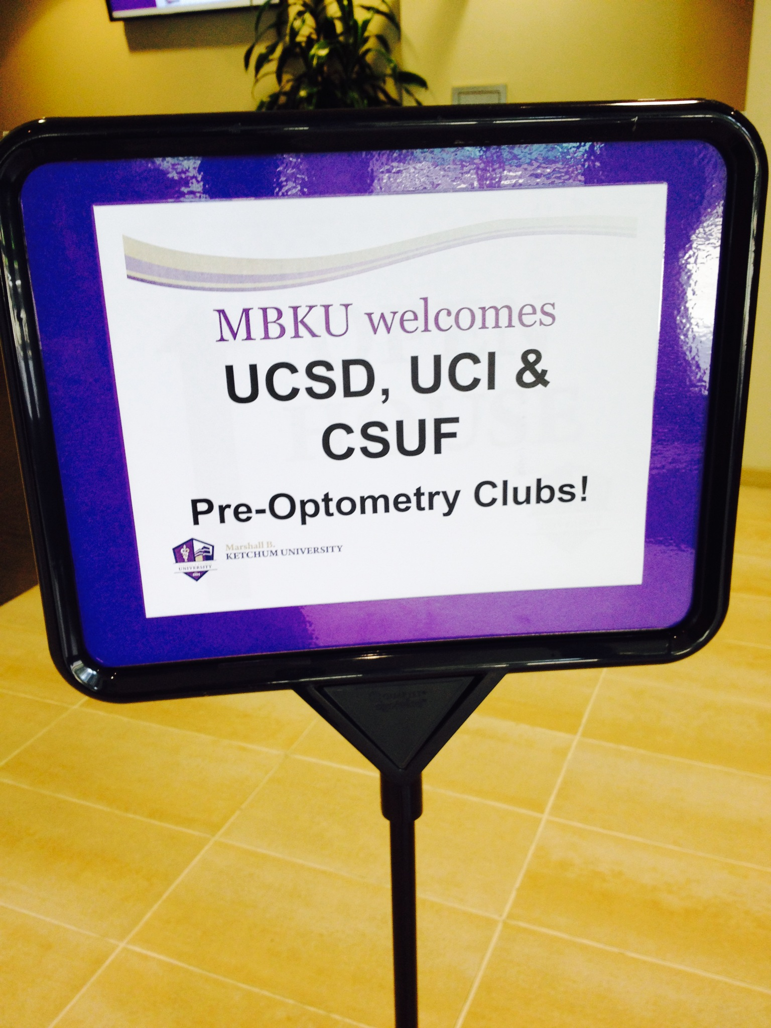 About Scco At Mbku Optometry Admissions