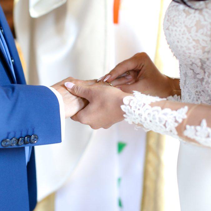miłość małżeńska - nasz ślub