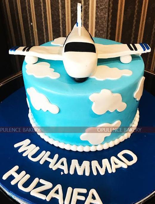 Plane Custom Cake for Childern