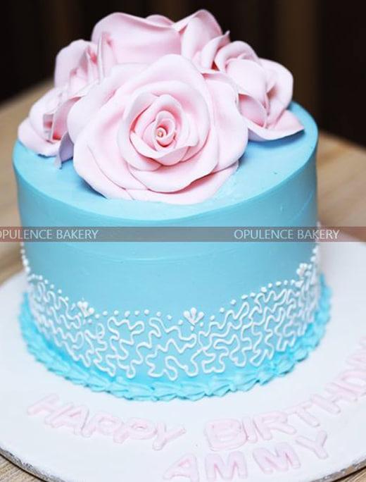 Mothers Birthday Cake