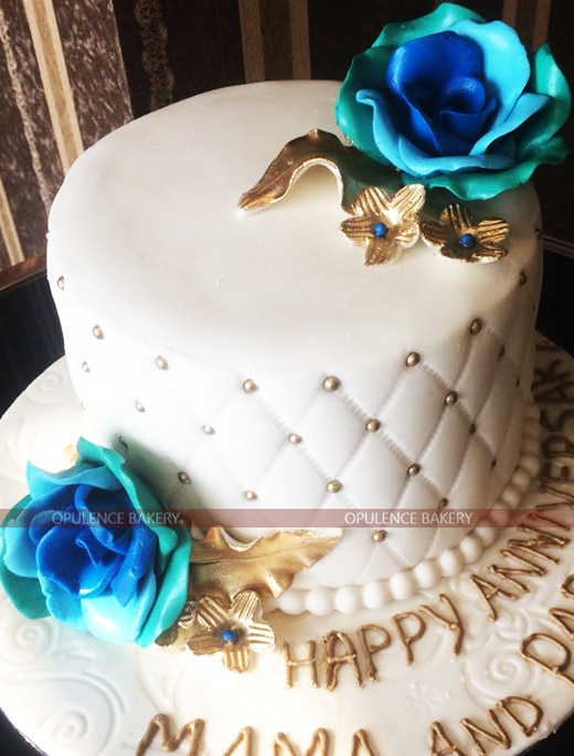 fondant cake for parents online