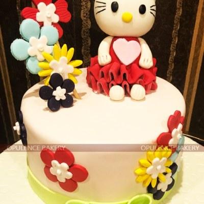 Hello Kitty Two Pounds Cake
