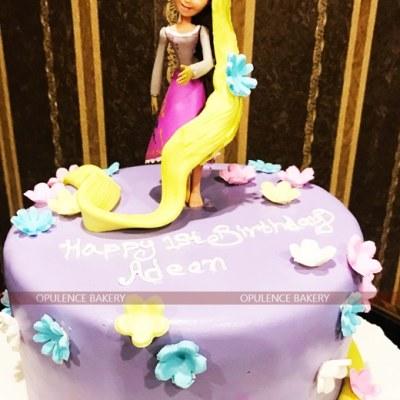 Order Rapunzel Cake Online