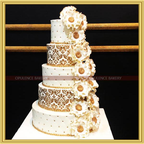 fondant cake for wedding online