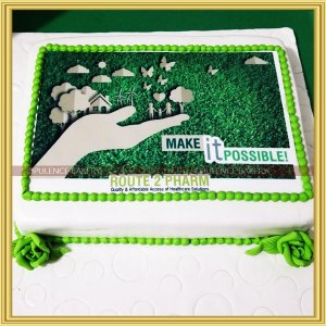 birthday cake for pharmacist