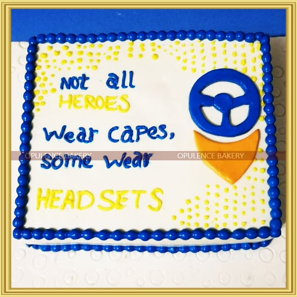 Corporate Cream Cakes For Businesses