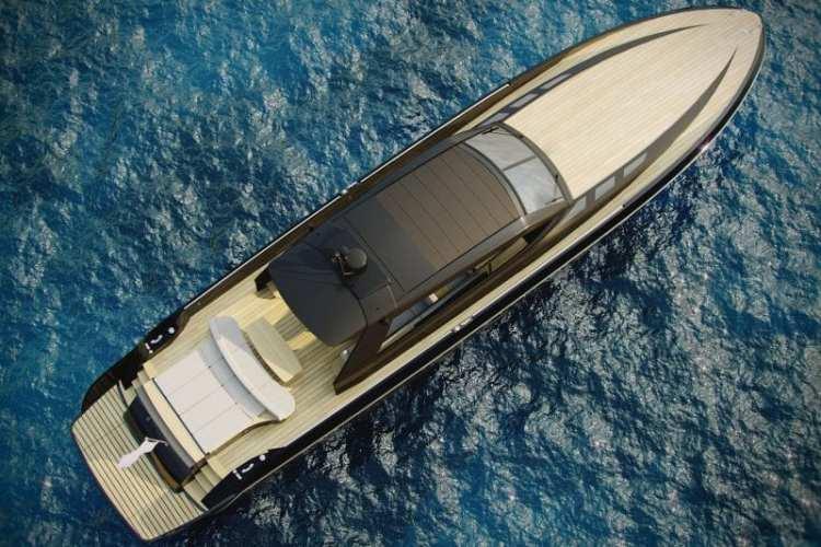 Otam Reveals 85 GTS Performance Yacht ⋆ Opulent Club