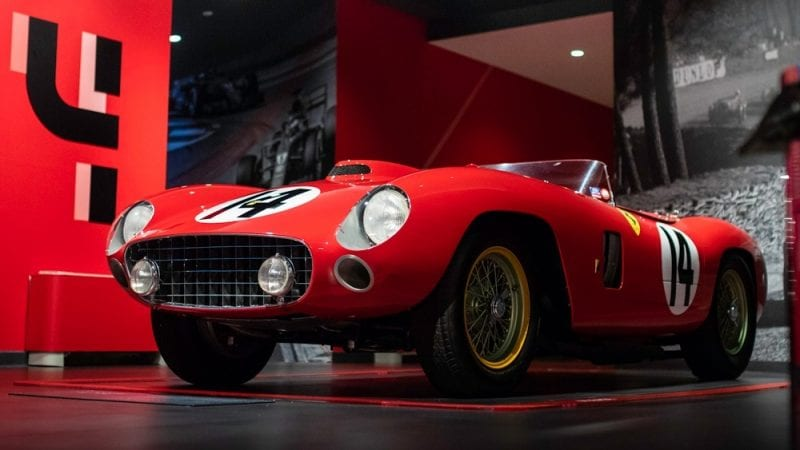 Rare 1956 Ferrari 290 Mm Leads Rm Sotheby S Los Angeles