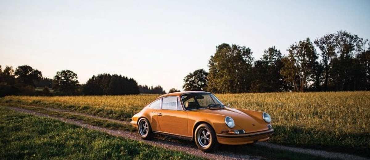 1973 Porsche 911 Carrera Rs 2 7 Prototype Opulent Club