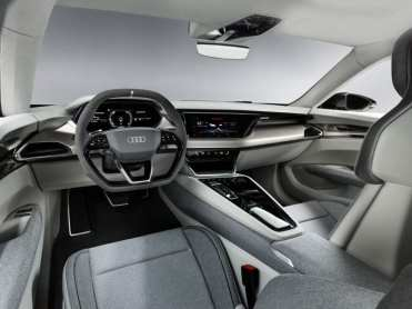 Opulent Club Audi E-Tron GT 12