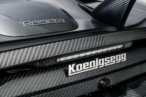 Opulent Club Koenigsegg Regera 7