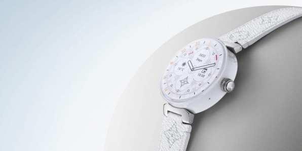 Opulent club Louis Vuitton Smartwatch 1